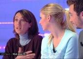 """Zapping Quotidien Closer : Alexia Laroche Joubert avoue que ça ne couche pas assez dans """"Les Ch'tits"""" !"""
