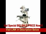 [BEST PRICE] JET JTM-1 Vertical Mill with Anilam 411 DRO and X-TPFA