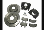 2000 Chevy Suburban Ssbc Big Brake Kit  Front A12616 Disc To Disc Upgrade To Larger Than Stock Singlep
