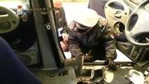 Bari - Sequestro di 17 Kg marijuana. Arrestato albanese (04.04.13)