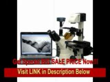 [REVIEW] AmScope 40X-1500X Inverted Phase Contrast Fluorescence Microscope + 1.4MP B&W CCD Fluorescence Camera