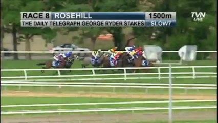 Pierro-George Ryder Stakes G1- 2013
