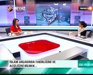 Cemalnur Sargut ile Aşka Yolculuk 06.04.2013 2.Kısım
