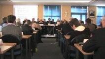 AG de Cté Communes d'Avranches - samedi 6 avril 2013 - assainissement collectif & cartographie numérique