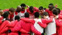 06/04/13 : SRFC-PSG : long échange entre les joueurs