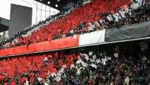 06/04/13 : SRFC-PSG : tifo du kop rennais