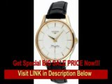[SPECIAL DISCOUNT] Longines Flagship Heritage Automatic 18k Solid Rose Gold Mens Watch L4.746.8.72.0