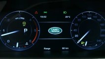 All-New Range Rover Sport Extreme snow driving