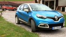 Essai : Renault Captur