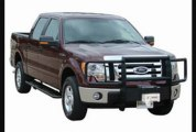 2010 Ford F250 Go Industries Winch System Grille Guard 35642bcombo With 16500 Lb Winch Carrier
