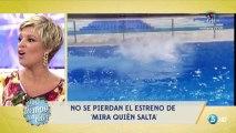 Maria  Teresa CAmpos y Terelu Campos hablan de MQS