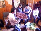 Geyve Ahıbaba Köyü Dostların Çiğ Köfte partisi