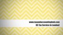 US Tax Service In London. Professional Tax Service London