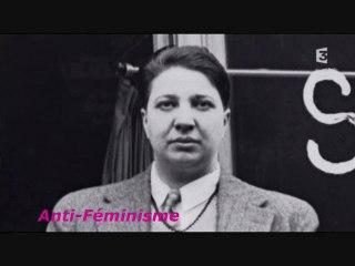 Nazisme au Féminin : Violette Morris la Féministe Bi et collabo