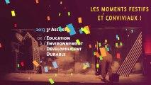 Moments festifs et conviviaux : les 3e Assises de l'EEDD