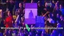 Wrestlemania 29 Undertaker full entrance video