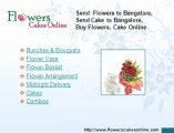 Send Flowers to Bangalore, Send Cake to Bangalore, Buy Flowers, Cake Online, Order Delivery