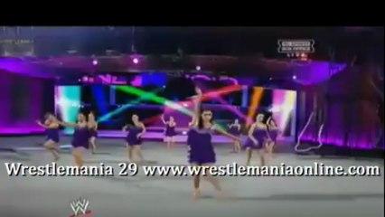 Wrestlemania 29 Fandango dance video