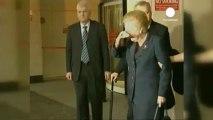Grande-Bretagne : mort de Margaret Thatcher, connue...