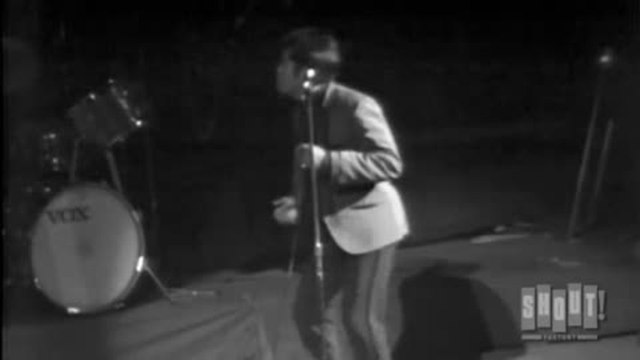 James Brown. Interviews regarding tearing up the stage at Live at the Boston Garden. April 5, 1968. from James Brown: Tearing up the stage