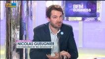 Business à Paris: Nicolas Gueugnier, co-fondateur de Big Moustache dans Paris est à vous - 8 avril 4/5