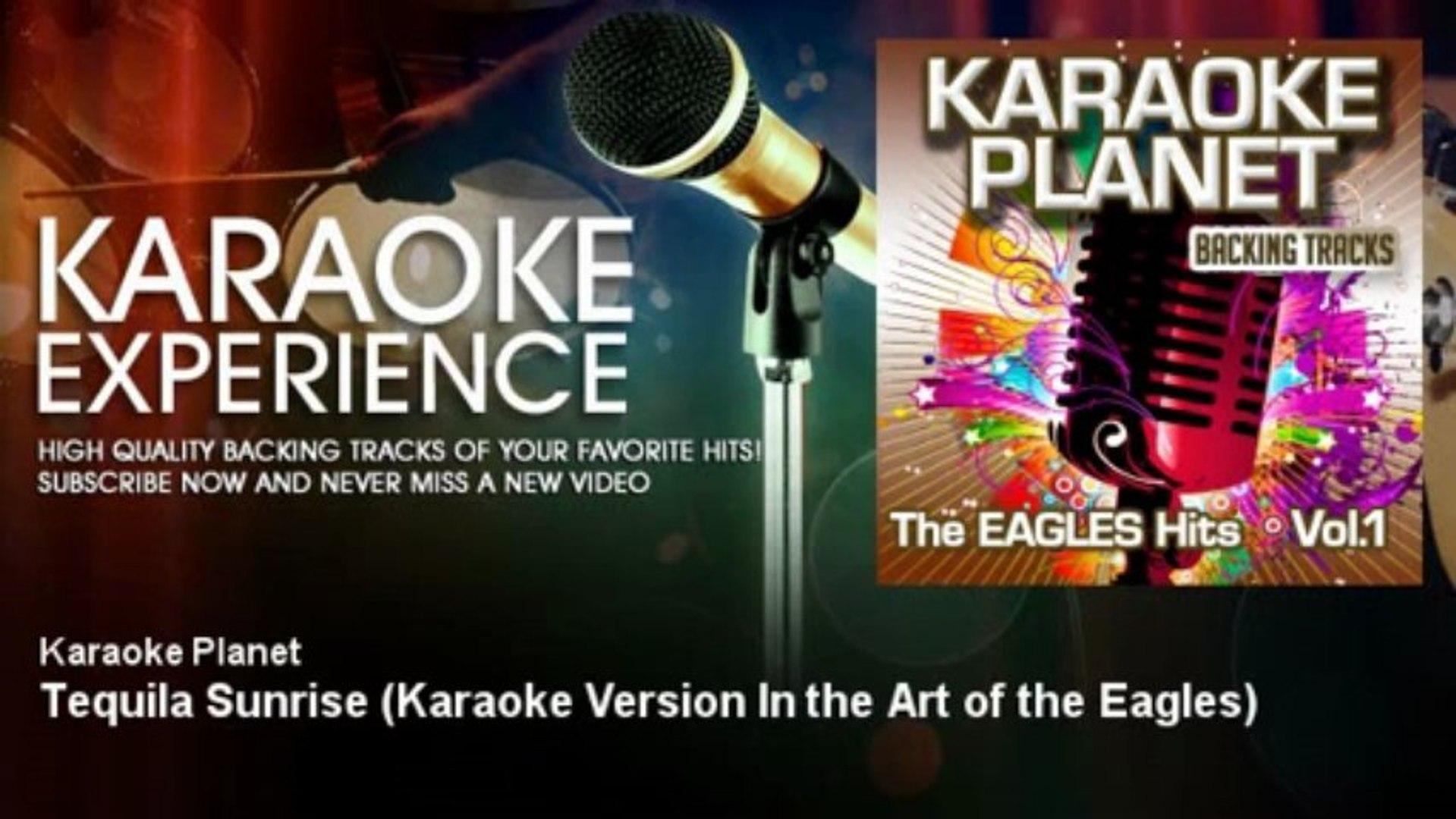 Karaoke tequila