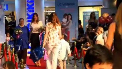 LC Waikiki Anneler Günü Defilesi - İstanbul MetroCity