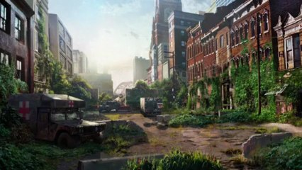 The Beautiful Wastelands de The Last of Us