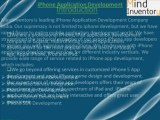 iPhone Application Development - Hire iPhone Developer for Apps, Games and Web Services