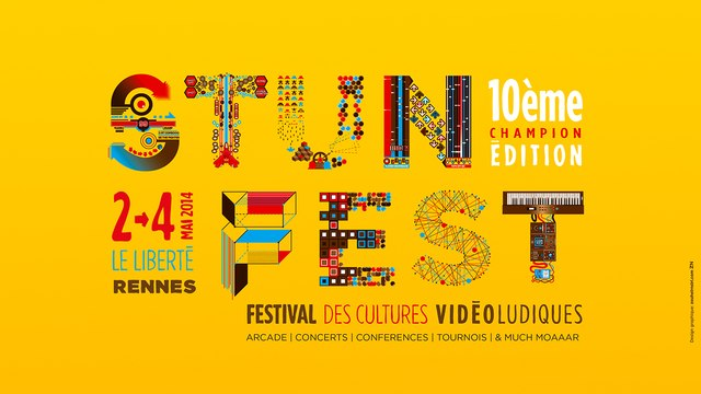 Stunfest 2013 - Stream Scène VS