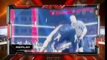 WWE4U.com  عرض الرو الأخير مترجم بتاريخ 09.04.2013 الجزء 3