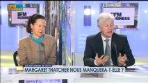 Margaret Thatcher nous manquera-t-elle ? dans Les décodeurs de l'éco - 8 avril 1/5