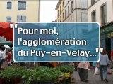 """""""Pour moi l'aggolmération du Puy-en-Velay"""" - Le Puy-en-Velay"""