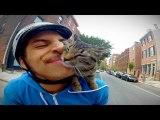 GoPro - Cat Bike Guy - Philadelphia