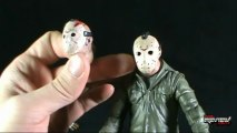 Throwback - MezcoCinema Of FearSeries 4Friday the 13th Part 3 Jason Voorhees