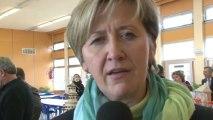 Autisme : Marie-Arlette Carlotti en Belgique et à Arras (Pas de Calais)