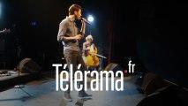 Alex Beaupain en Télérama répèt' Session (2/2) : Vite