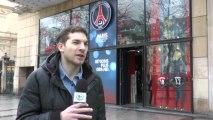 Les supporters du PSG s'interrogent sur le cas Beckham avant Barça-PSG