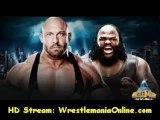 Undertaker vs Punk faits saillants