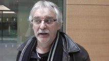 Gilles Pereyron, membre de la  CGT, membre du CESER Rhône-Alpes.