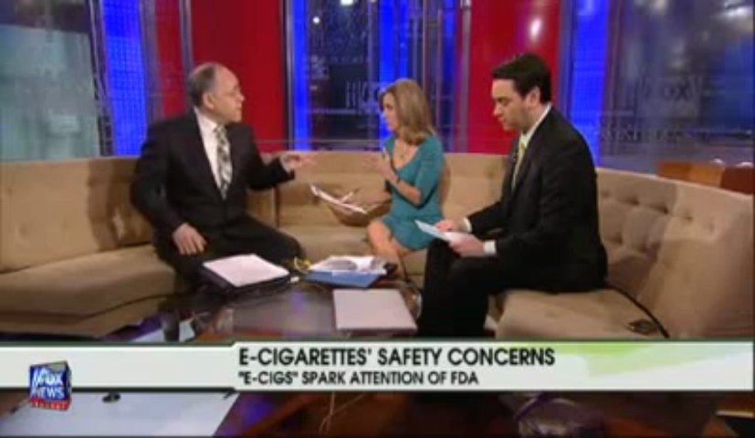 Electronic Cigarette Smoking Everywhere Fox News