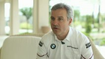 BMW DTM fitness week - Interview Jens Marquardt BMW Motorsport Director
