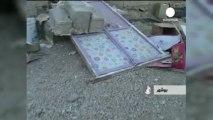 Iran : violentes répliques après le temblement de...