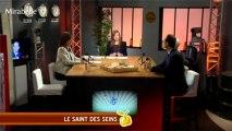 Grand Rendez-vous  - émission consacrée en partie aux fromages - Invitée Barbara Backes du Restaurant du Moulin d'Ambach