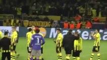 Borussia Dortmund - Málaga CF - 3-2 Unvergessliche Schlussminuten BVB Fans Südtribüne