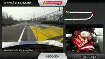 Autosital - Ferrari Challenge Trofeo Ferrari - Tour embarqué du circuit de Monza