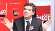 """Arnaud Montebourg: """"La zone euro est la seule région dans le monde qui est en récession"""""""