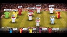L'équipe type des 1/4 de finale retour de Ligue des Champions