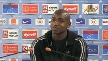 MHSC Souleymane Camara avant Bordeaux Montpellier Confidences pas d objectifs de la pression