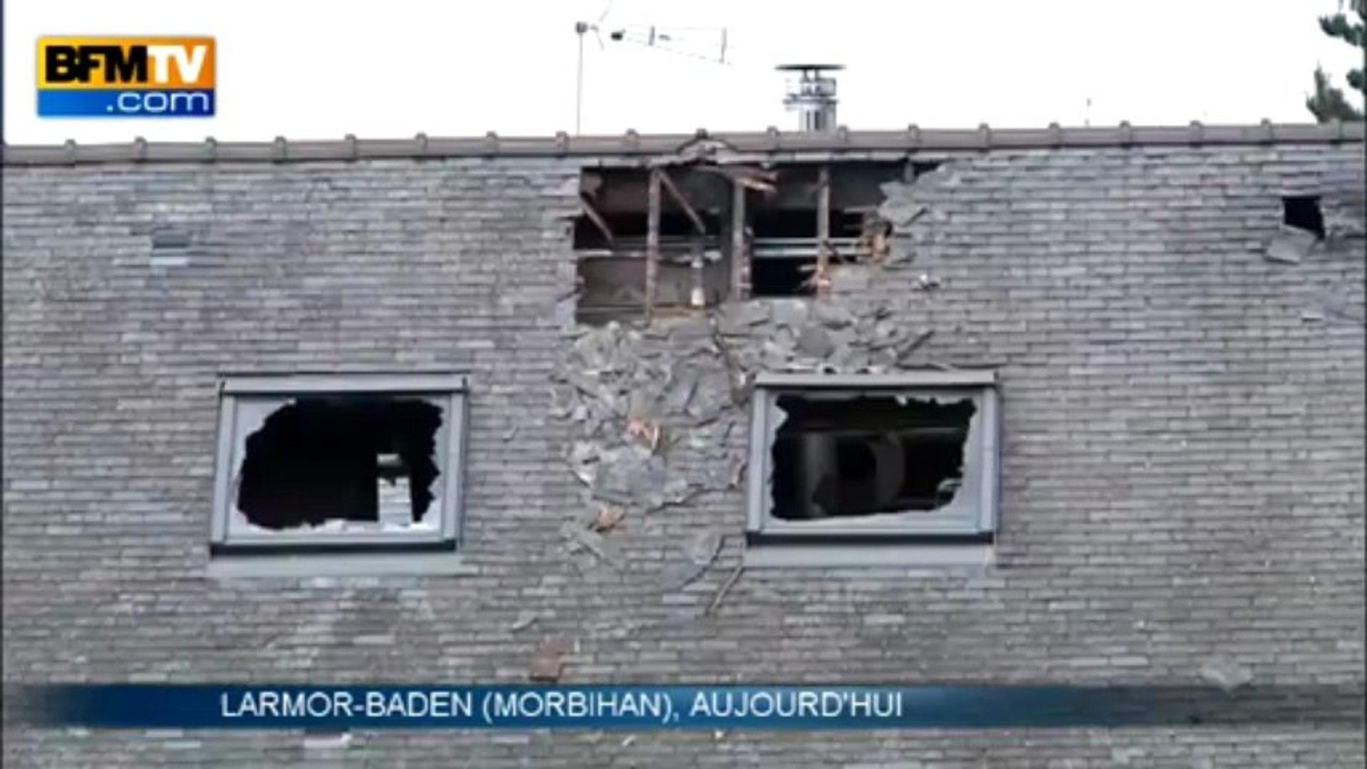 Larmor-Baden, un village breton en proie à de mystérieux incendies - 11/04